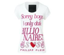 "t-shirt ""sorry boys"""