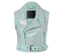 """leather vest """"ahoi"""""""