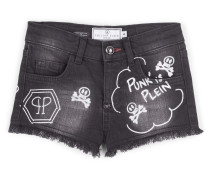 "denim shorts ""punk"""