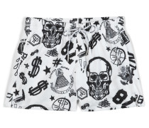 "swim shorts ""plein number one"""