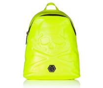 """small backpack """"neon skull"""""""