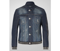 "denim jacket ""cowboy denim"""