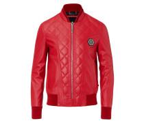 "leather jacket ""no-one"""
