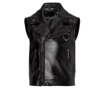 "leather vest ""curious"""