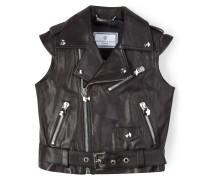 """leather jacket """"fantasy"""""""