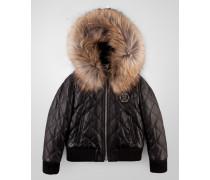 """leather jacket """"buddy"""""""