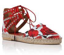 """espadrilla """"kings and queens"""""""