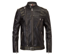 "leather jacket ""armory"""