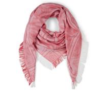 "square scarf ""lovely plein"""