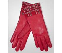 "gloves ""winter picnic"""