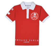 "polo shirt ""philipp plein junior"""