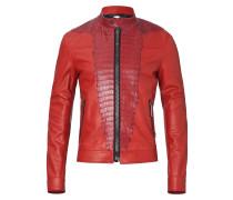 "leather jacket ""distinct"""