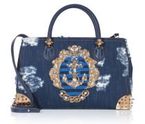 """handbag big """"marine lover"""""""