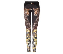 "jeggings ""ode to jungle"""