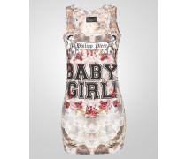 "tank top dress ""baby girl"""
