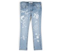 "jeans ""blue"""