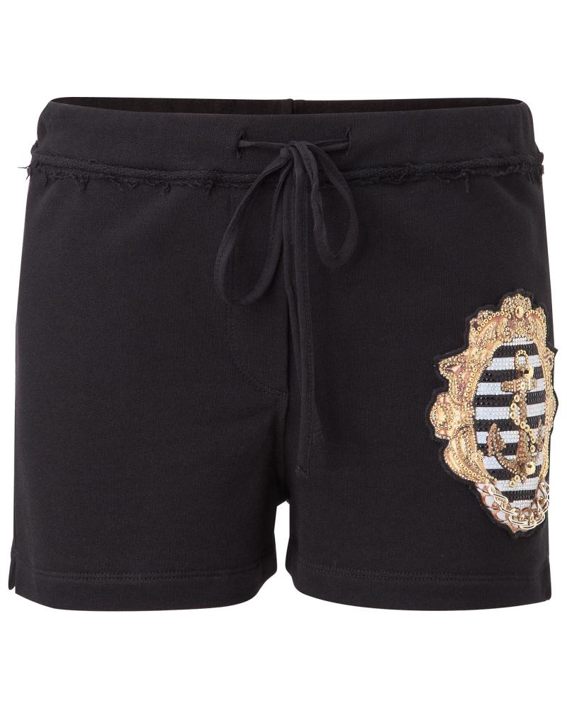 philipp plein damen jogging shorts leony 30 reduziert. Black Bedroom Furniture Sets. Home Design Ideas