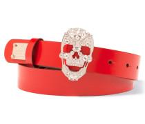 """belt """"iron skull"""""""