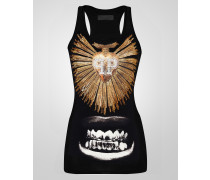 "tank top ""bright gold"""