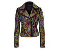 "leather jacket ""multicolor"""