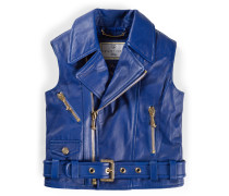 "leather vest ""free ocean"""