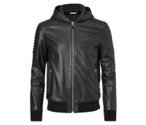 "leather jacket ""light"""