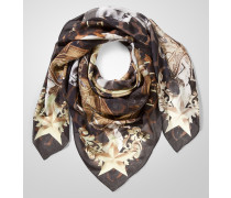 "silk scarf ""wild west"""