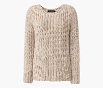 Handstrick Pullover Claire