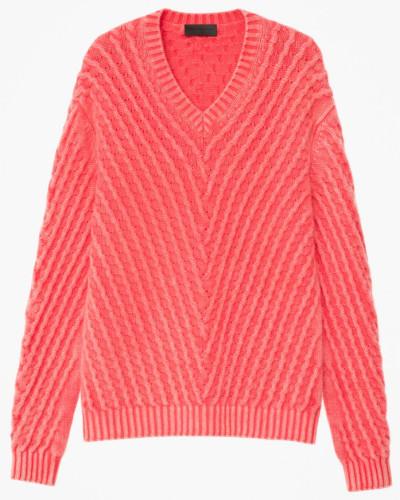 Cashmere Pullover V-Ausschnitt