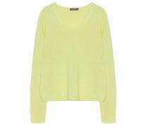 Pullover V-Ausschnitt Lemon