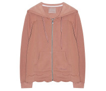 Kapuzen Jacke Pleasure Love Almond