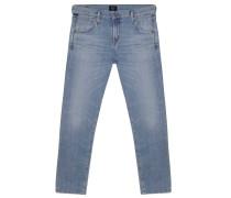 Jeans Elsa Mid Rise Slim Fit Crop Renew