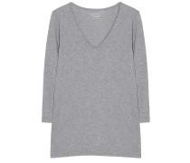Shirt 3/4 Arm V-Ausschnitt