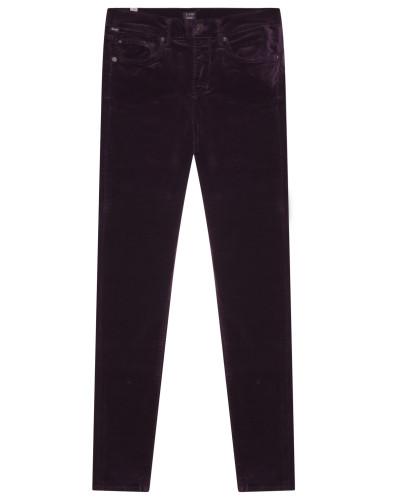 Jeans Rocket High Rise Skinny Blackberry Samt