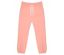 Baggy Pants Neon Peach