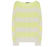 Pullover Lemon Weiß