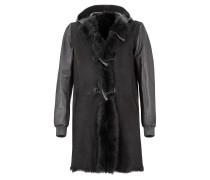 Black ram reversible coat BRADLEY