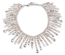 Rose crystal necklace CARRIE CRYSTAL