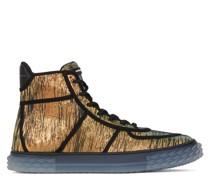 BLABBER High Top Sneakers