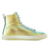 BLABBER Mid Top Sneakers