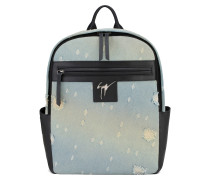Denim backpack RANDY