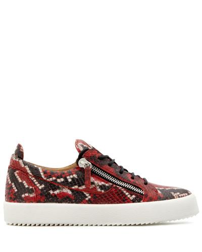 FRANKIE Low Top Sneakers