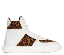 BLABBER High Top Sneakers