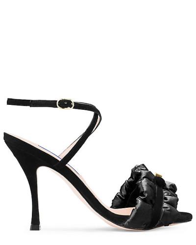 Die Kitt Duvet 105 Sandale - Black
