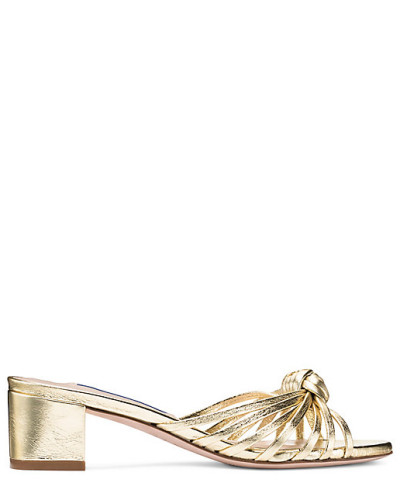 Die Sidney Sandale - Gold