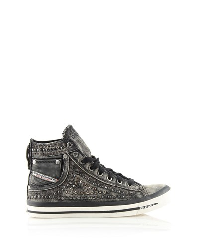 diesel damen diesel sneakers schuhe reduziert. Black Bedroom Furniture Sets. Home Design Ideas