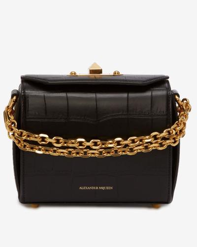 Alexander McQueen Damen Box Bag 16
