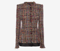 Taillierte Jacke aus Wishing Tree Tweed