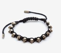 Armband mit mehreren Skulls