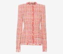 Jackett aus Ribbon Tweed